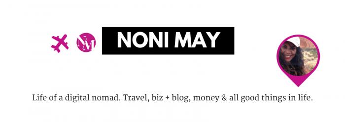 Noni May