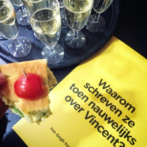 high tea amsterdam van gogh museum