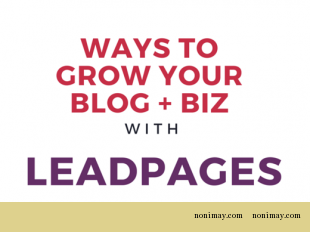 LeadPages grow your blog and business with leadpages