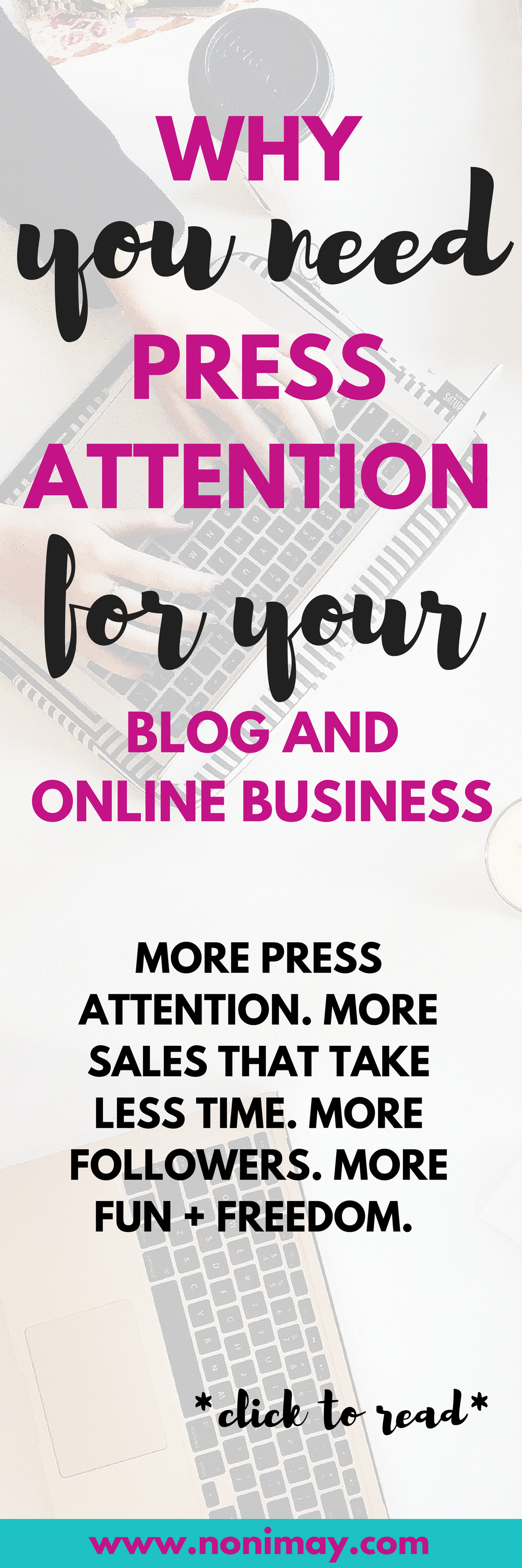 Why you need press attention for yor blog and business