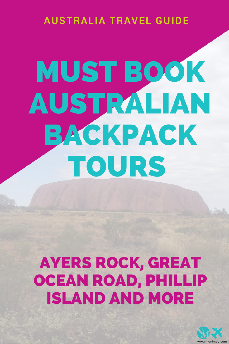 Australian backpack tours you must do