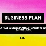 Business plan. nonimay.com for bloggers and business owners solopreneurs (1)