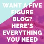 Do you want to go from zero to five figures this month- Use the right blogging and business tools for a passive income and automated business