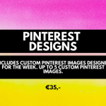 Pinterest designs. Micro investment, cheap services for bloggers and business owners. (1)