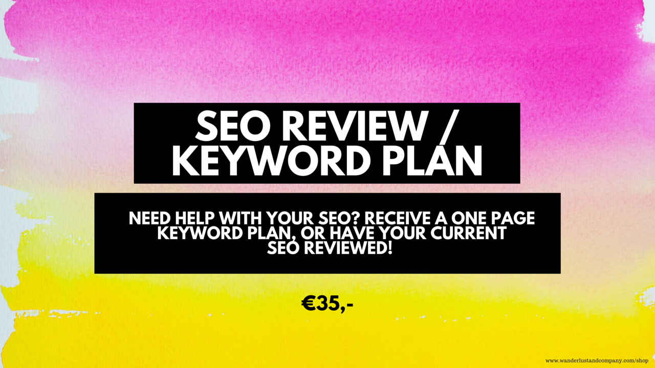 seo audit. Micro investment, cheap services for bloggers and business owners. (1)