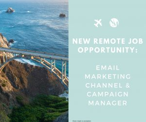 EMAIL MARKETING CHANNEL & CAMPAIGN MANAGER