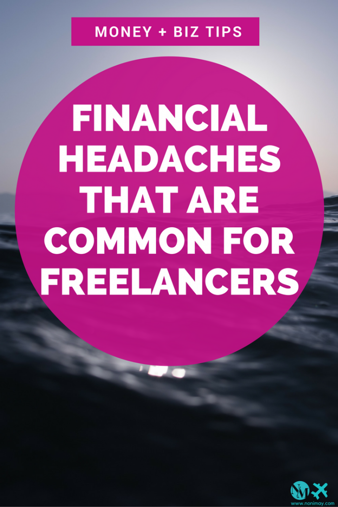 Financial headaches that are common for freelancers