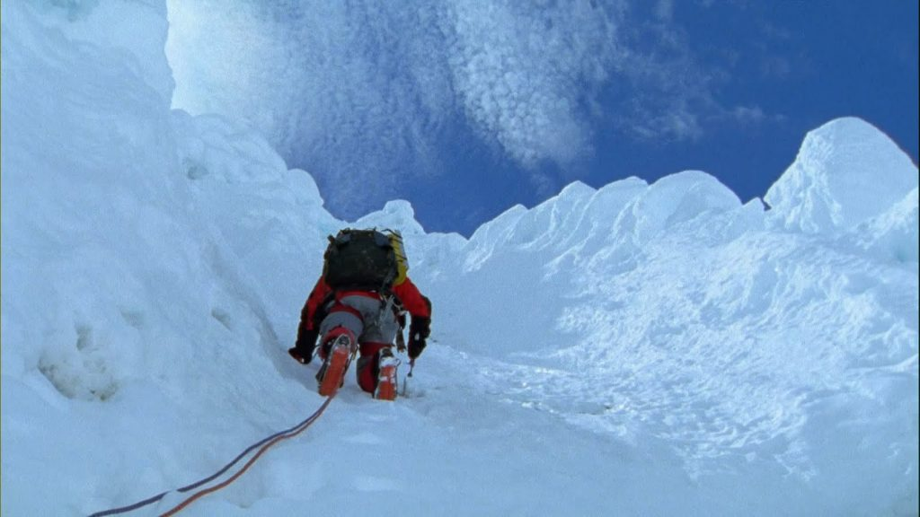 Scary travel movies inspired by true events. Thrilling holiday movies to fuel your wanderlust and survival skills touching the void