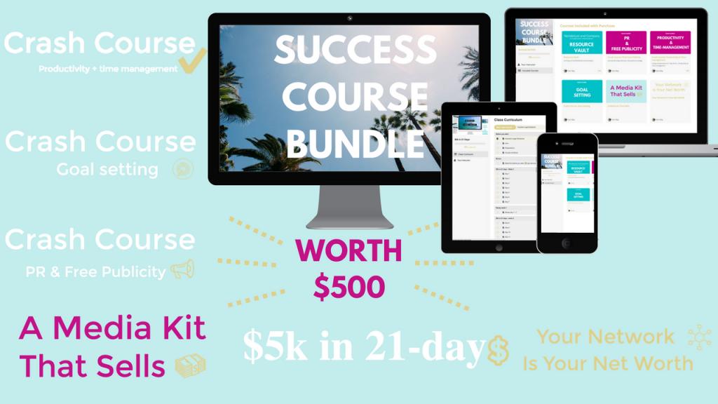 Success course bundle