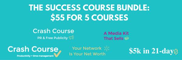 the-success-course-bundle-55-for-5-courses