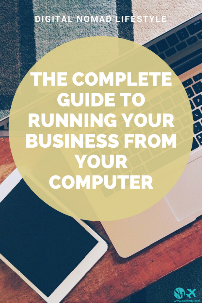 The complete guide to running your business from your computer