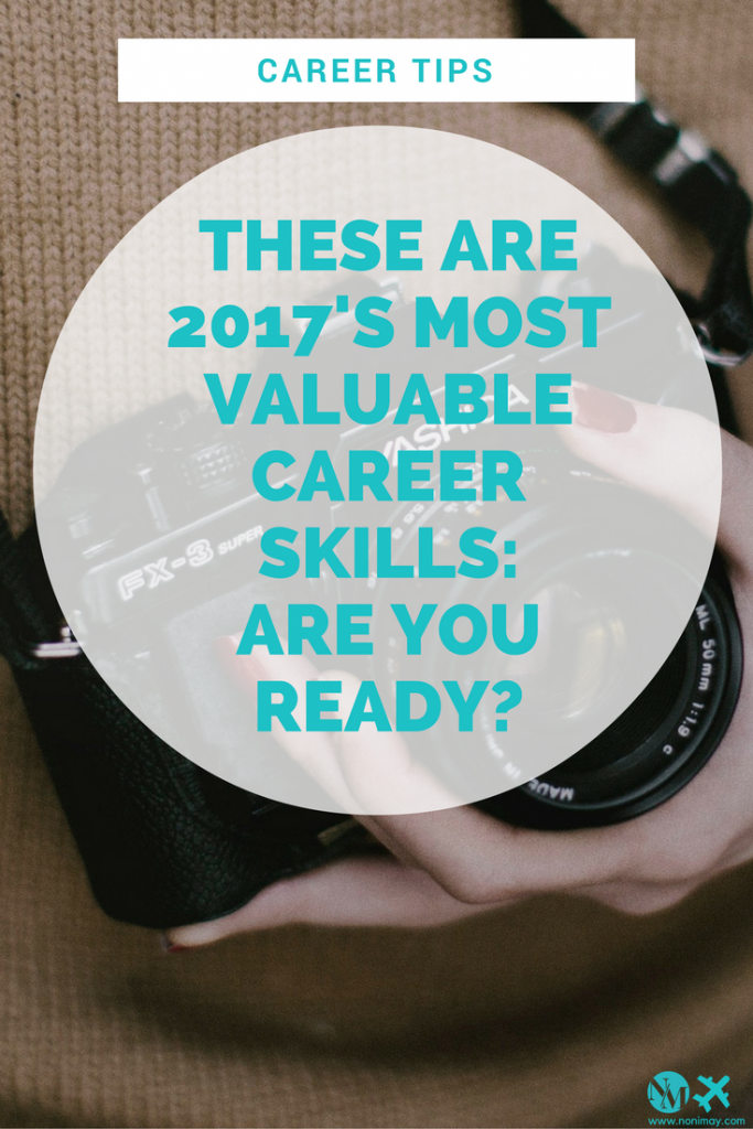 These are 2017's most valuable career skills: are you ready?