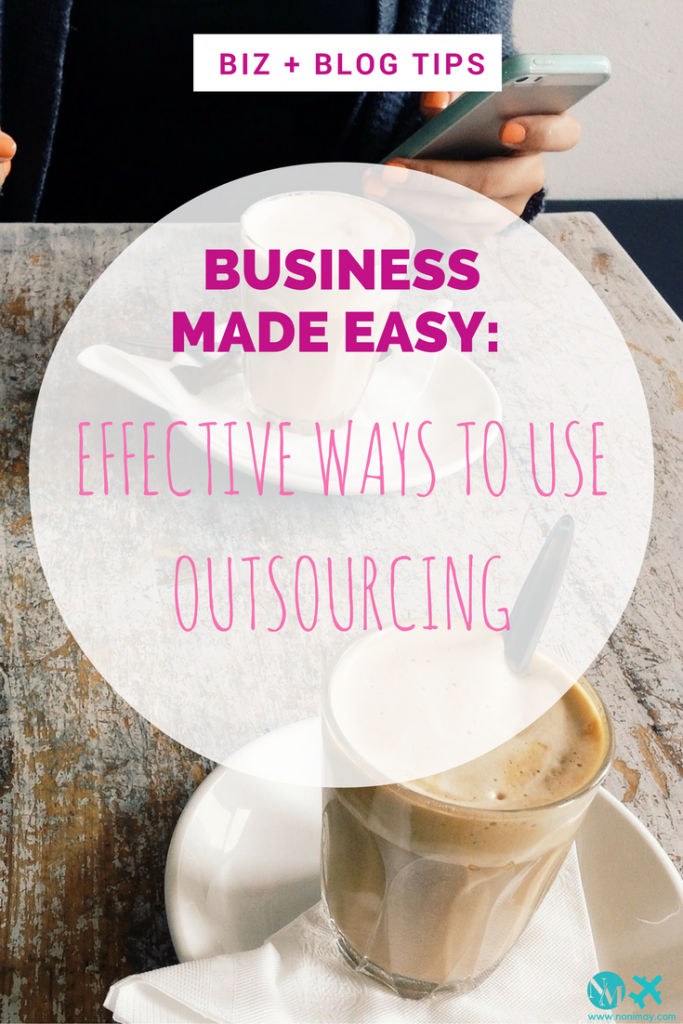 Business made easy: effective ways to use outsourcing