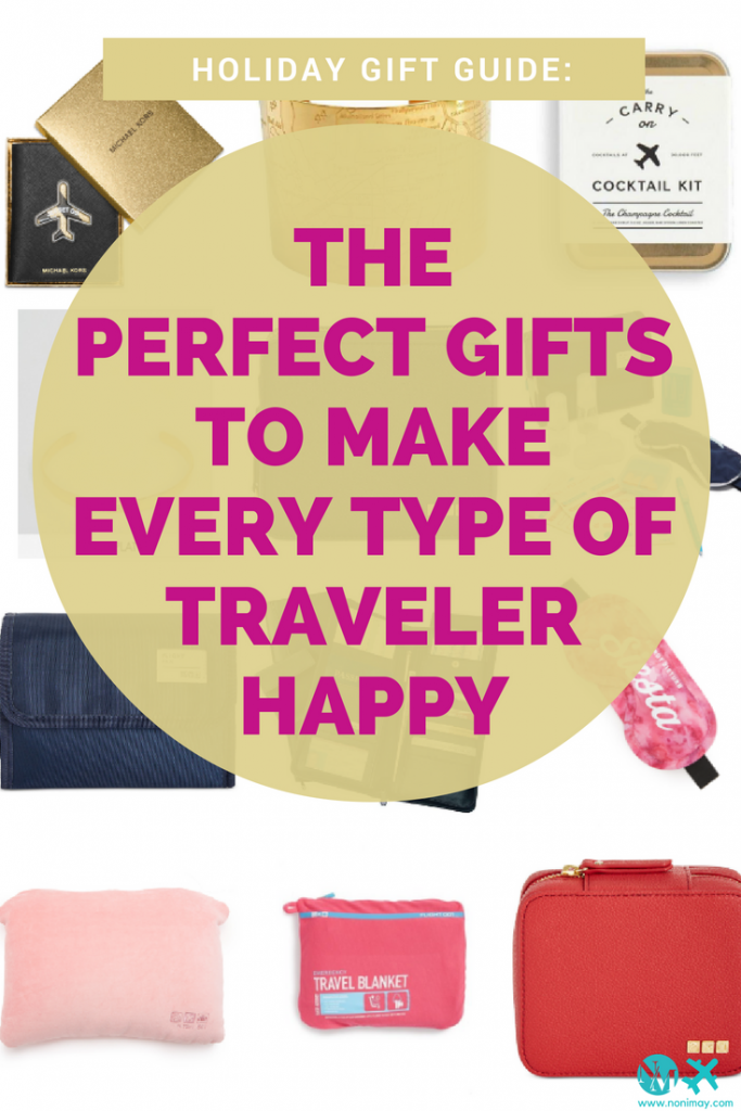 Holiday gift guide: the perfect gifts to make every type of traveler happy