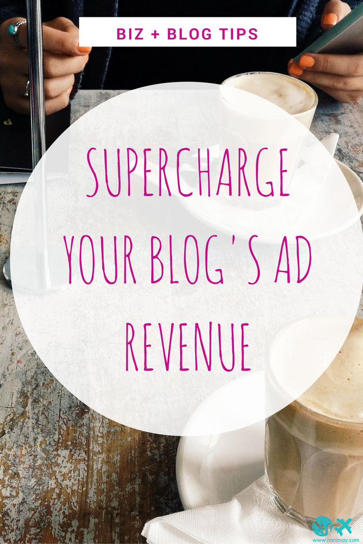 Supercharge your blog's ad revenue