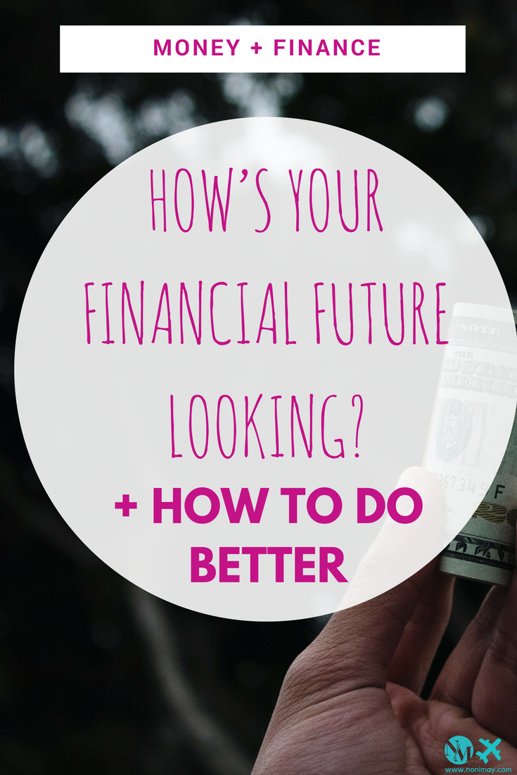 How's your financial future looking?