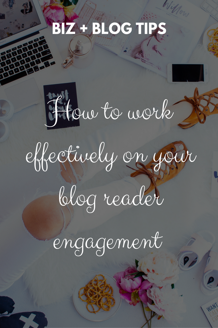 Blog reader engagement goes both ways