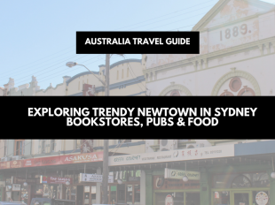 Newtown Sydney by Noni May Australia Travel Guide