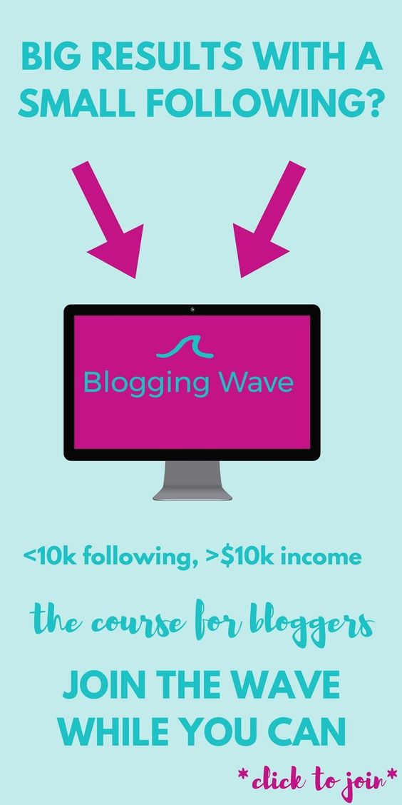 Blogging Wave