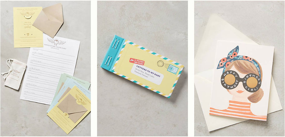 Amazing Anthropologie gifts for literally every person in your life under $25. Gifts for someone who has everything! 2