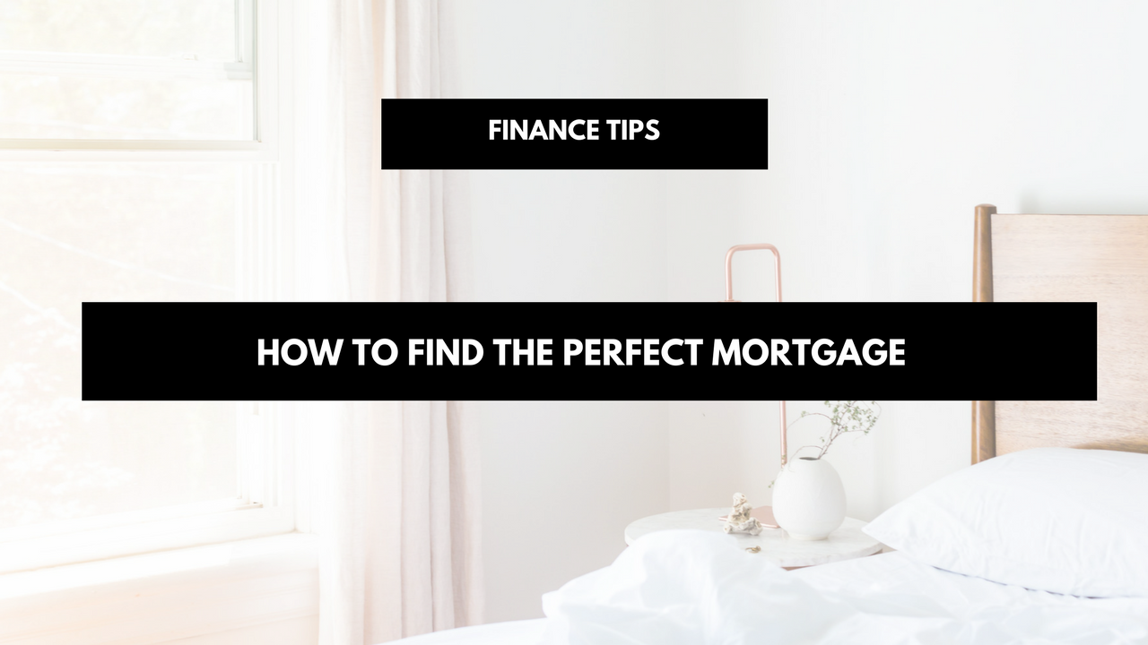 How to find the perfect mortgage using a mortgage interest calculator or these other tips!