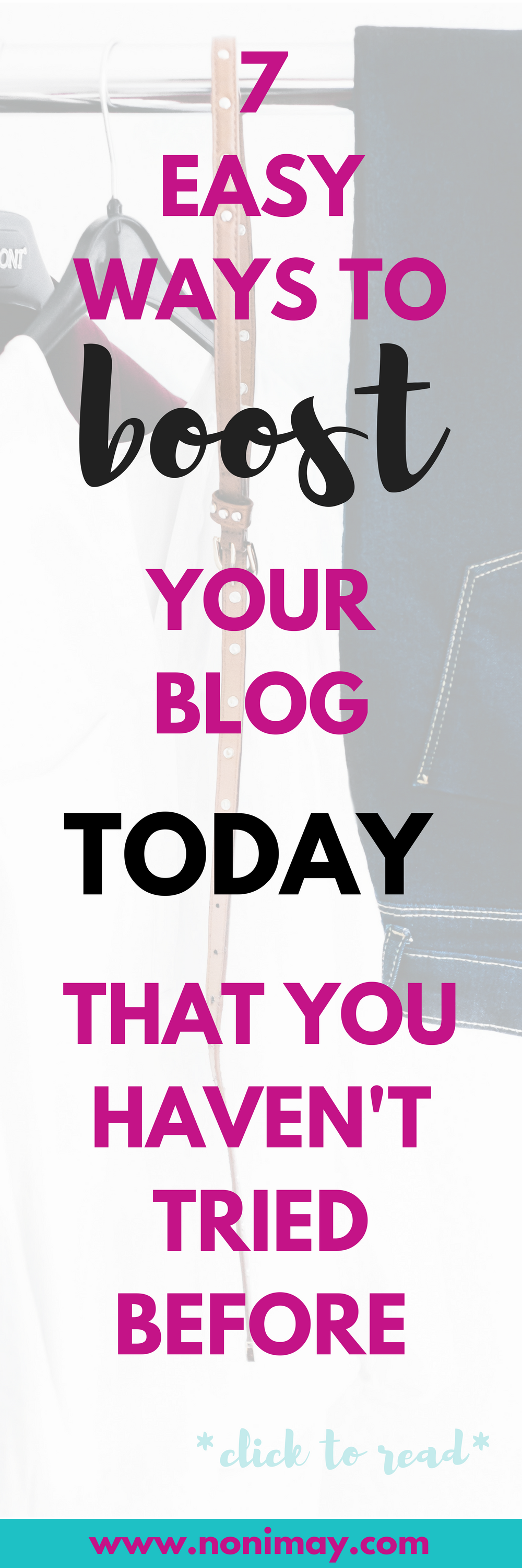 7 Ways to boost your blog