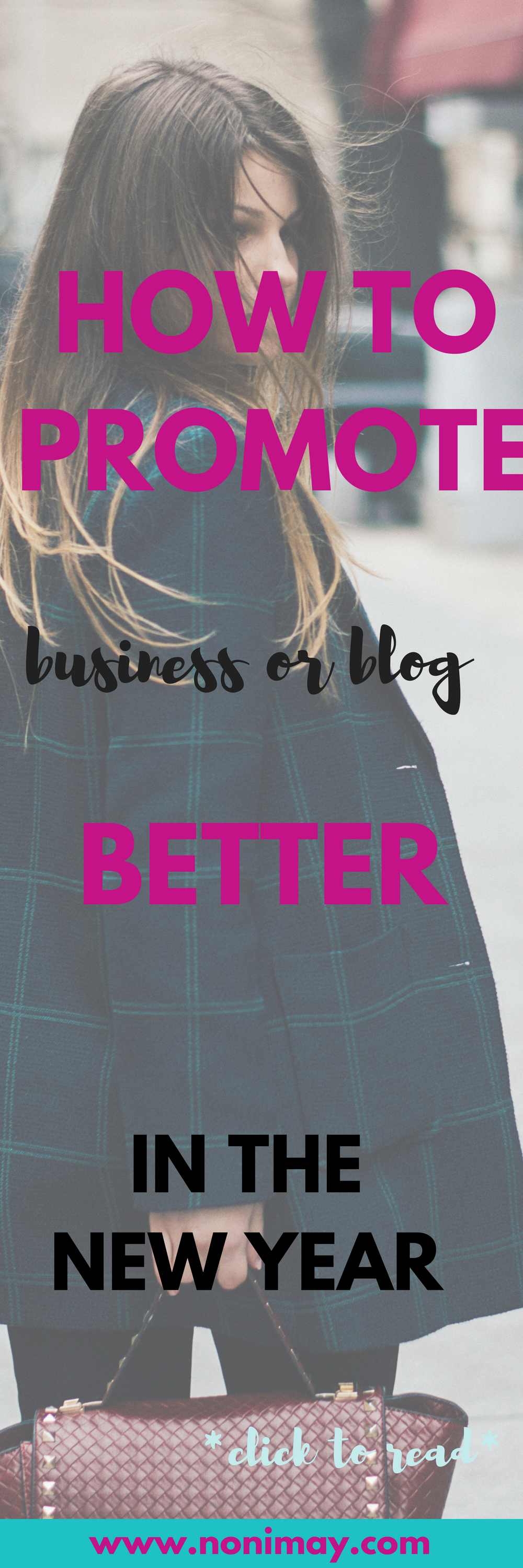 How to promote your business or blog better in the new year