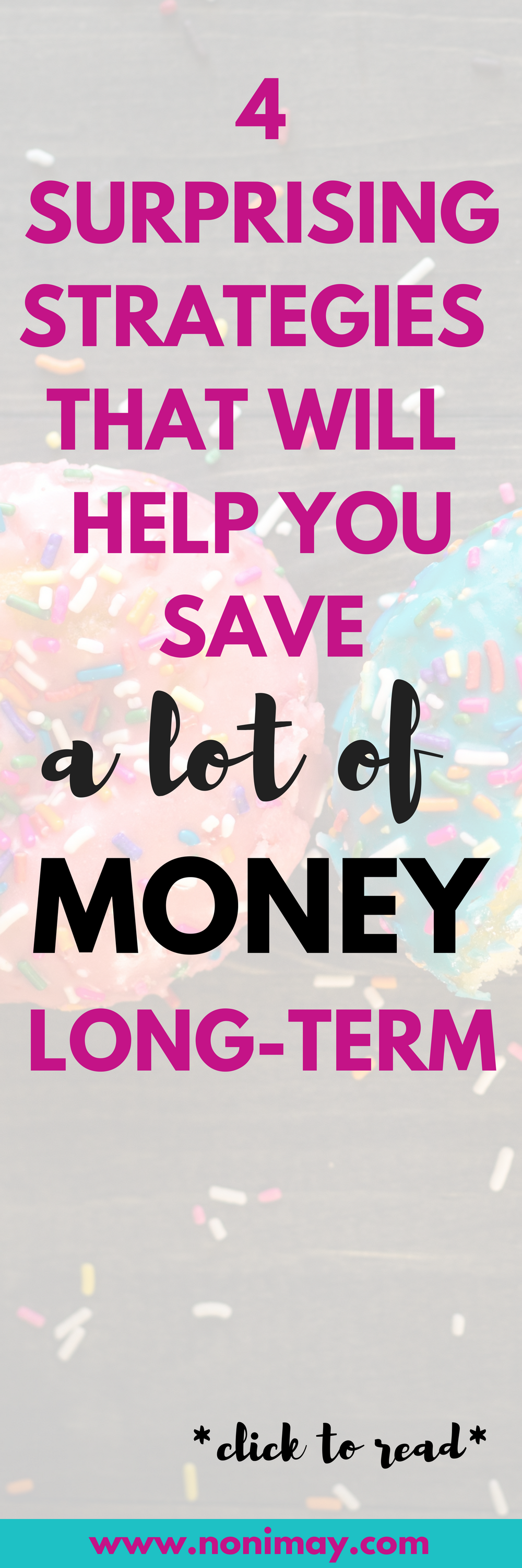 4 Quick ways to save money long-term. The following advice on safeguarding your funds should give you some idea as to what you could be doing to secure your money in the long-term.