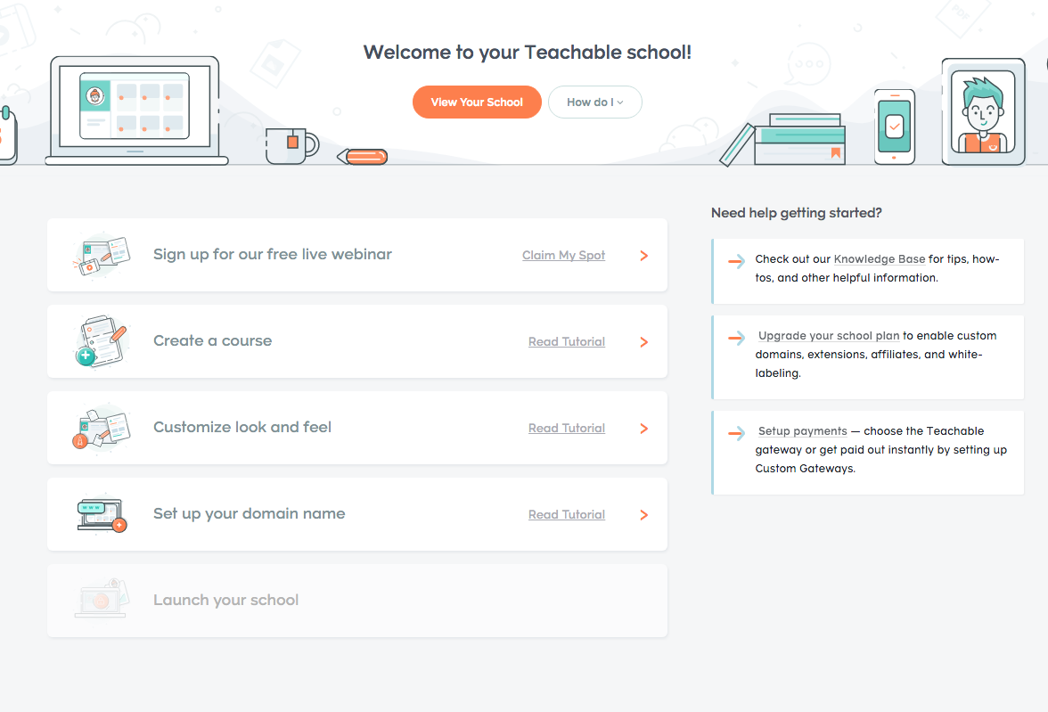 how to use teachable for free with these hidden teachable hack