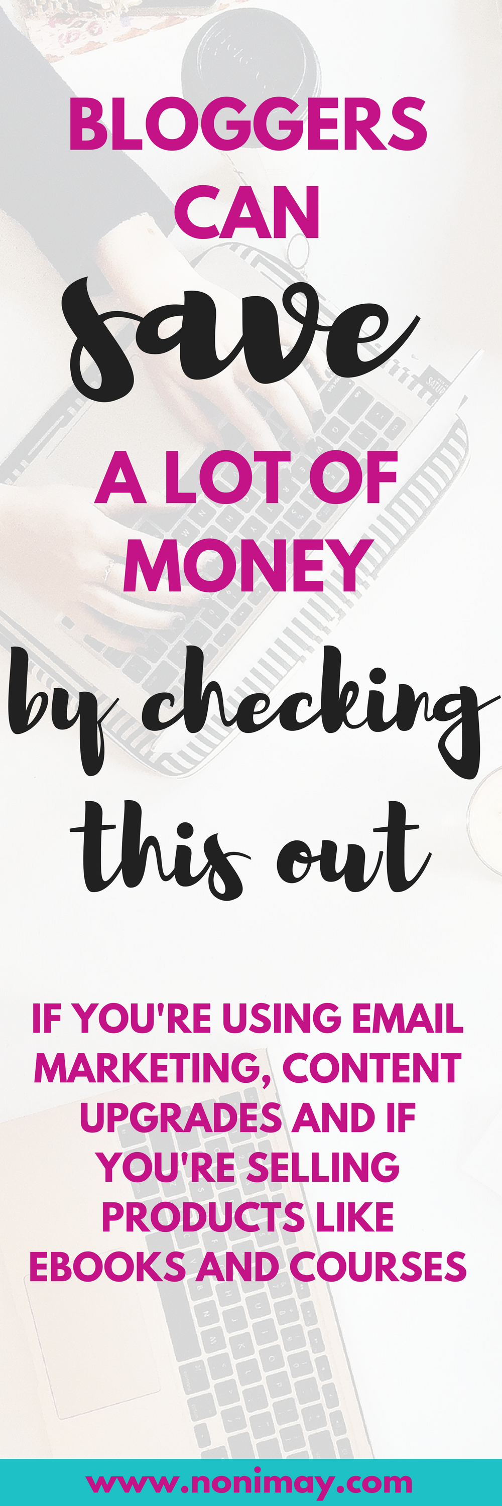 Bloggers can save a lot of money by checking this out. email marketing, online courses, automatic sequences and more