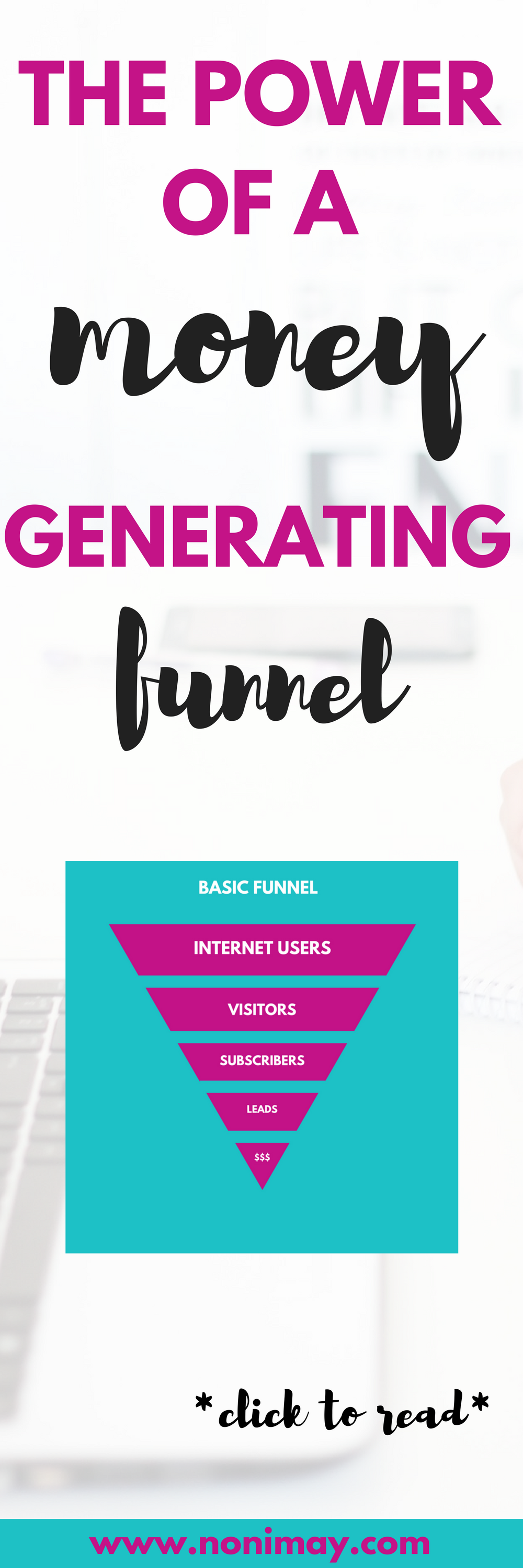 The power of a money generating funnel.