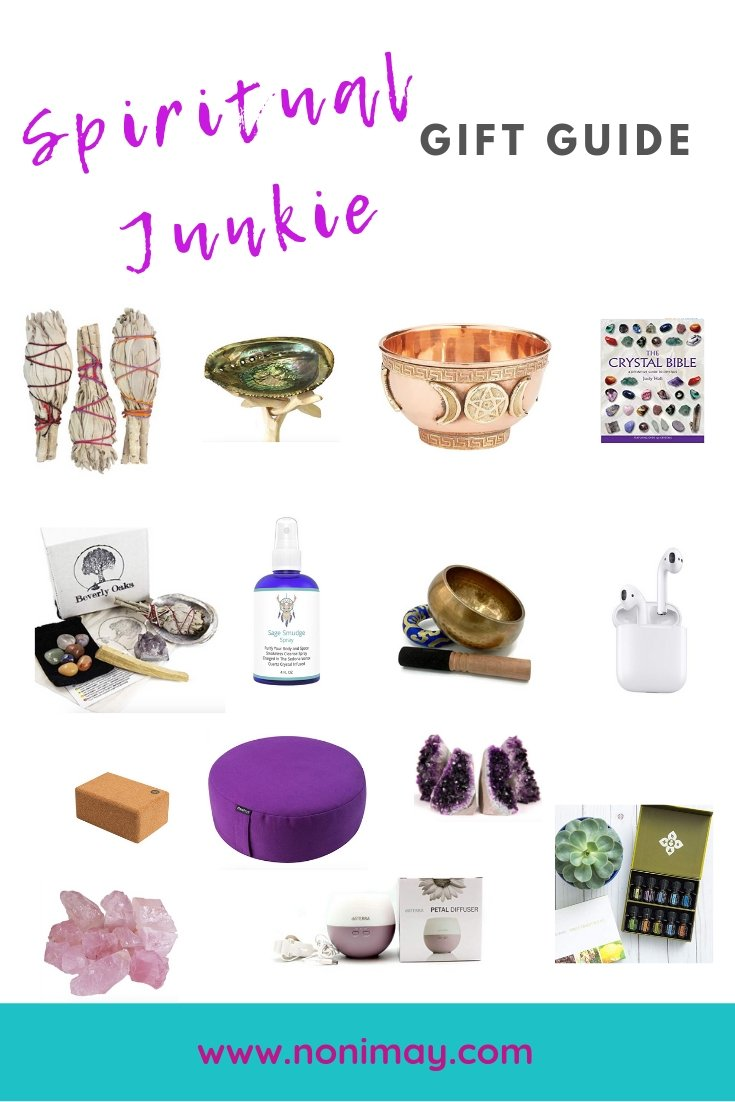 Spiritual gift guide + zen must-haves for the spiritual junkie