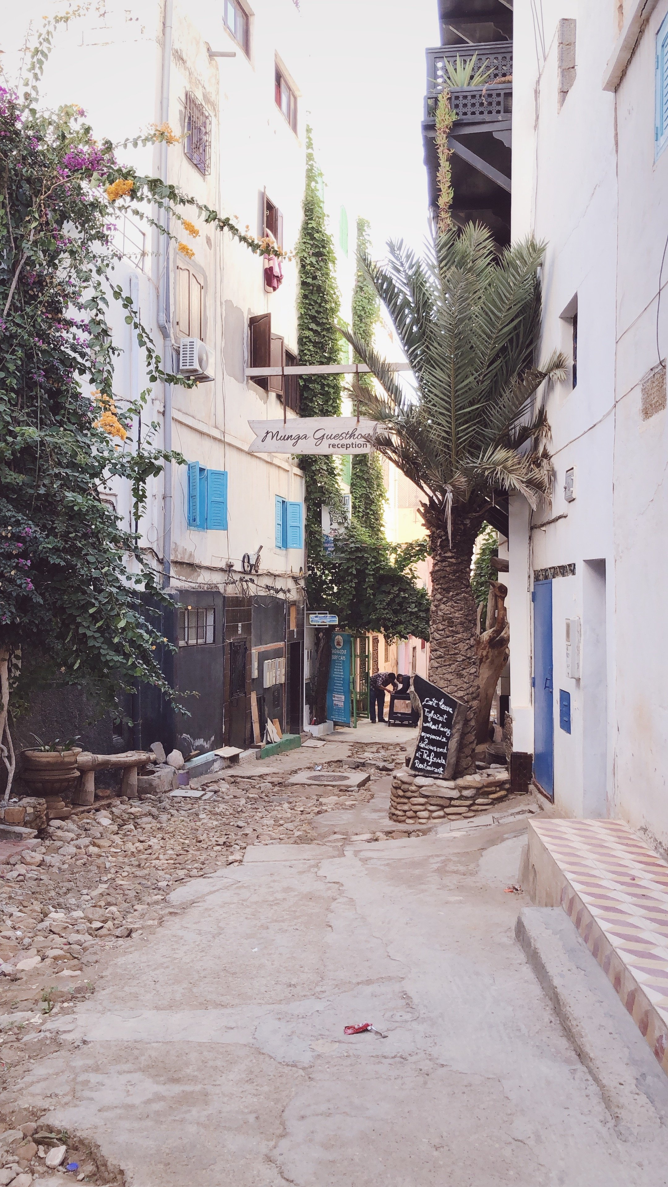 Morocco travel guide Agadir and Taghazout by Noni May